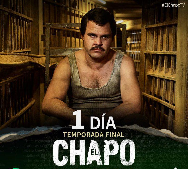 """Cómo ver """"El Chapo 3"""" por Internet: Mira la serie Live Stream, Marco de la O, Joaquin Guzman Loera"""
