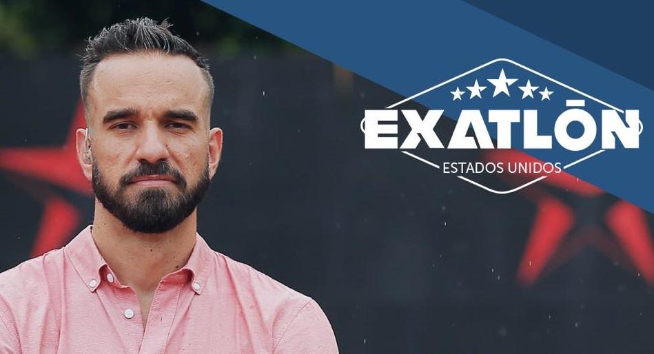 Erasmo Provenza conductor de Exatlon USA, A que hora, que canal, Livestream