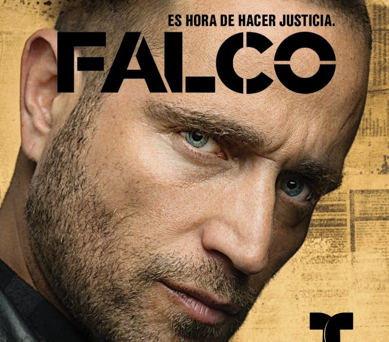 Serie Falco, Telemundo, Michel Brown como Falco, historia, personajes, actores, resparto, sinopsis, fotos, hora, canal, live stream