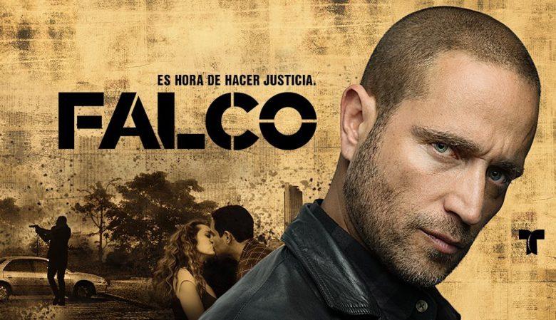 Serie-FALCO: Conoce a los actores y sus personajes , elenco, reparto, [FOTOS], Michel Brown