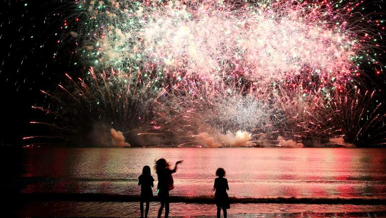 California Fireworks Ban & Red Flag Warnings for July 4, 2018