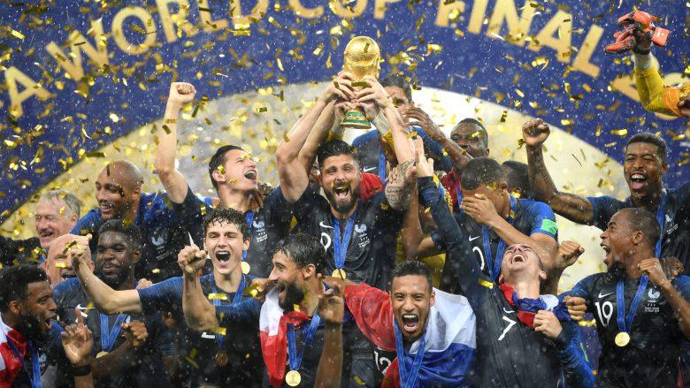 Quien ganó la Copa Mundial Rusia 2018?