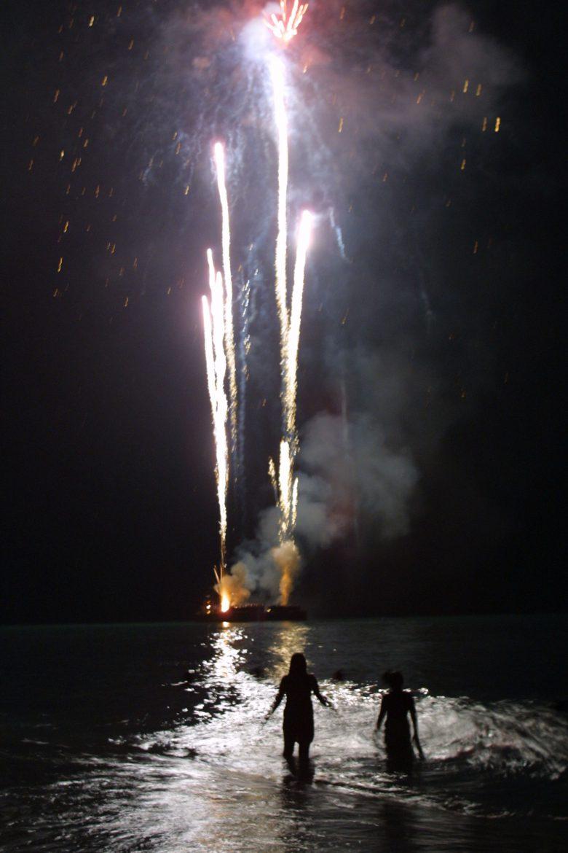 4 de julio en Miami, donde ver en el sur de la florida los fuegos artificiales? A que hora?