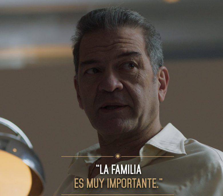 Quee pasó en el capitulo final de Luis Miguel
