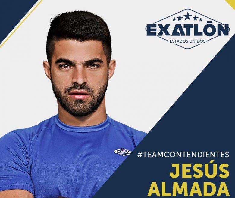 Exatlón -Estados Unidos: Quienes son los concursantes?, fotos, participantes, equipos, Jesus Chuy Almada,