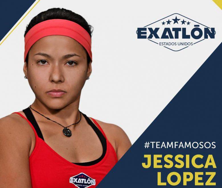 Exatlón -Estados Unidos: Quienes son los concursantes? Jessica López