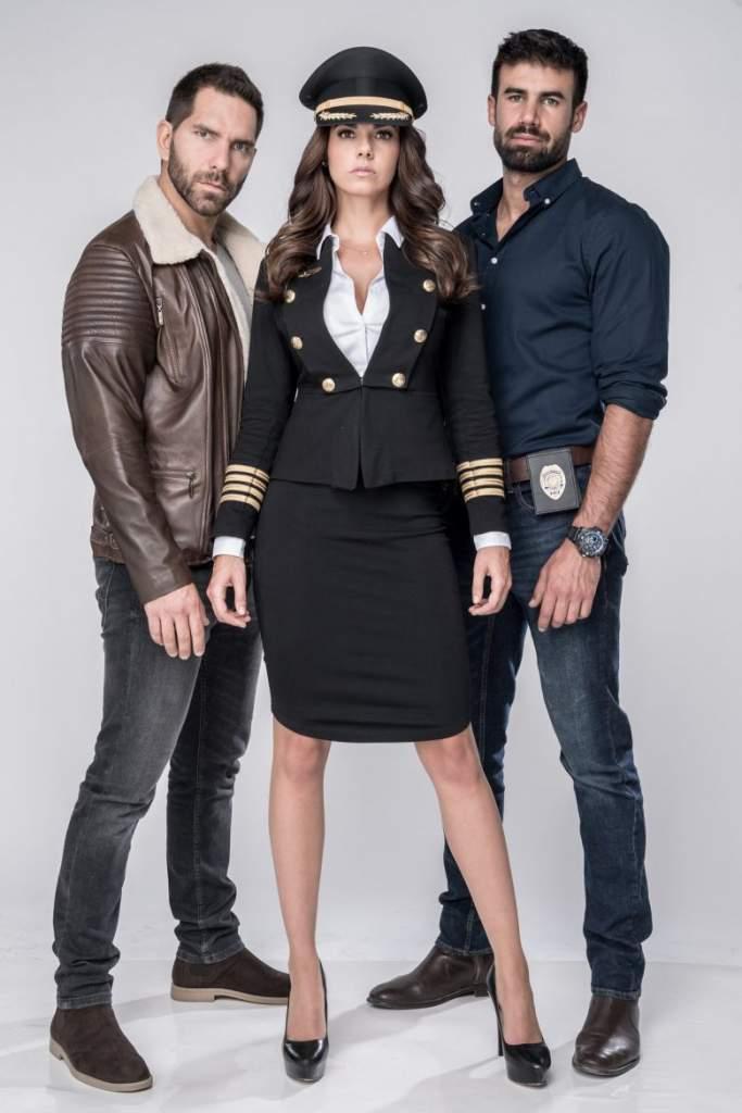 Elenco-La Piloto 2: Conoce a los actores y sus personajes , reparto, elenco,
