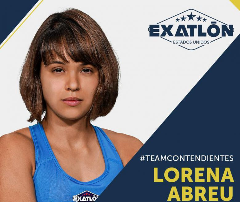 Exatlón -Estados Unidos: Quienes son los concursantes?, fotos, participantes, equipos, Lorena Abreu
