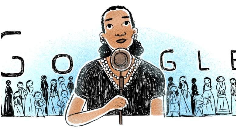 Maria rebeca latigo de hernandez,homenajeada por google doodle,