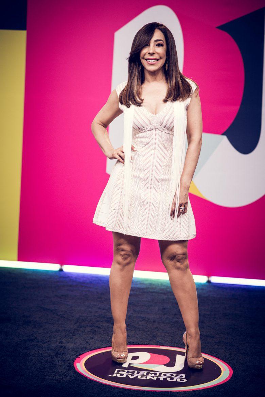 Premios Juventud 2018: Los peores looks de la alfombra [FOTOS], peores vestidos, peores vestidas, Gelena Solano