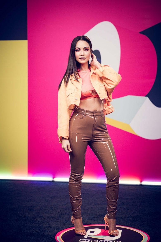 Premios Juventud 2018: Los peores looks de la alfombra [FOTOS], peores vestidos, peores vestidas, Sharlene Taule
