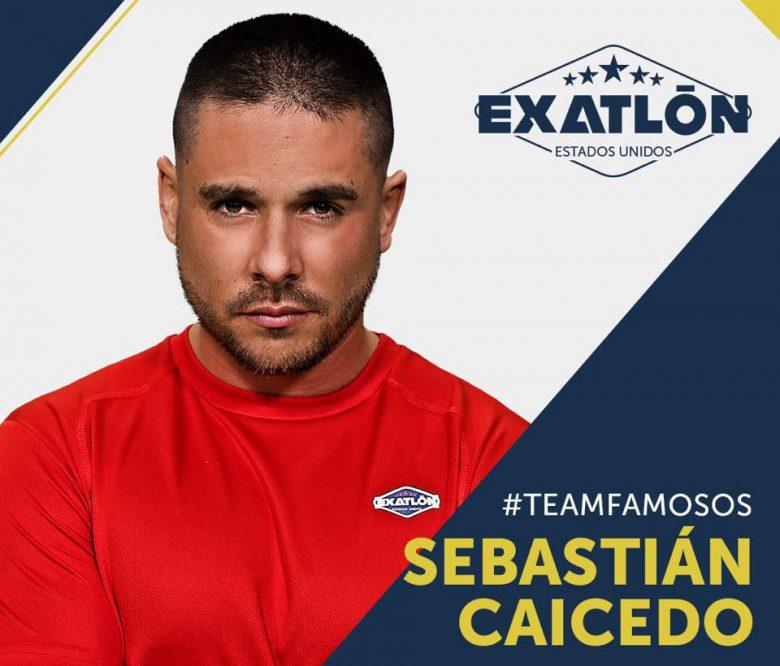 """EXATLON""- Estados Unidos: ¿Quiénes son los concursantes? [FOTOS], Sebastián Caicedo, novio de Carmen Villalobos"