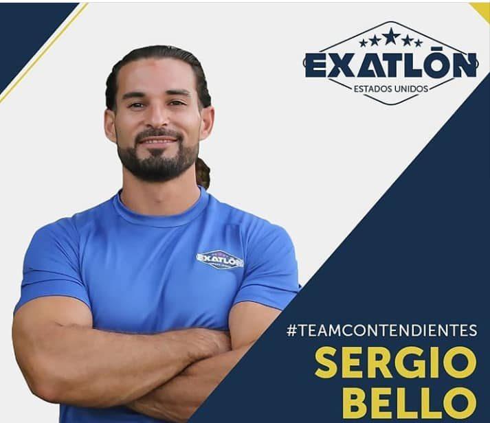 Exatlon Estados Unidos: quienes son los concursantes, Sergio Bello, Super Sergio, equipos, participantes, team Famosos, team Contendientes
