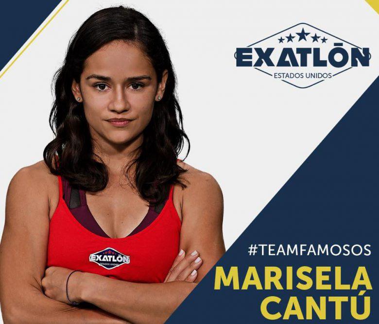 Exatlón -Estados Unidos: Quienes son los concursantes? fotos, Marisela Cantú, participante