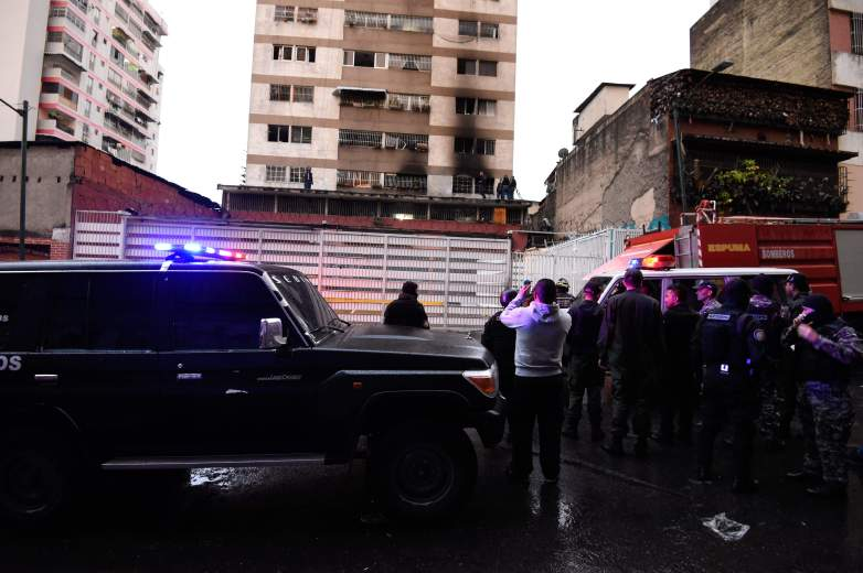 Intento Asesinato Nicholas Maduro