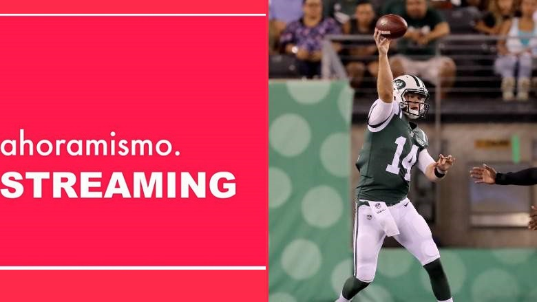 Jets vs Redskins Live Stream: How to Watch Preseason Game Without Cable, como ver sin por In ternet, sin cable,