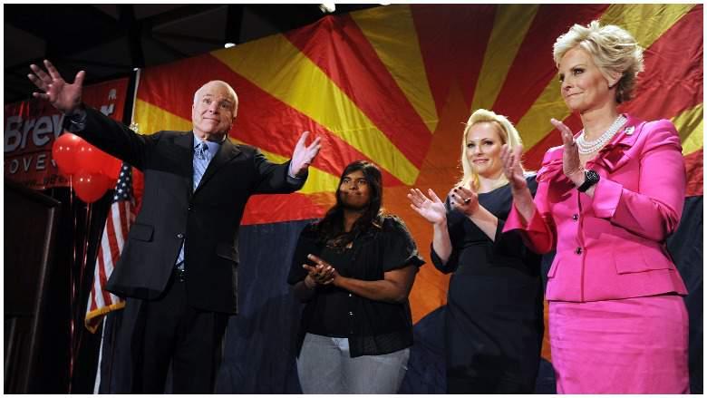 Meghan McCain y su Familia: 5 Datos Importantes que tienes que saber
