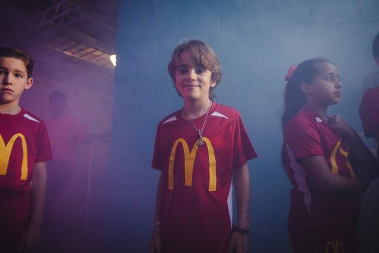Dante Juanes, Dante, McDonalds Dante