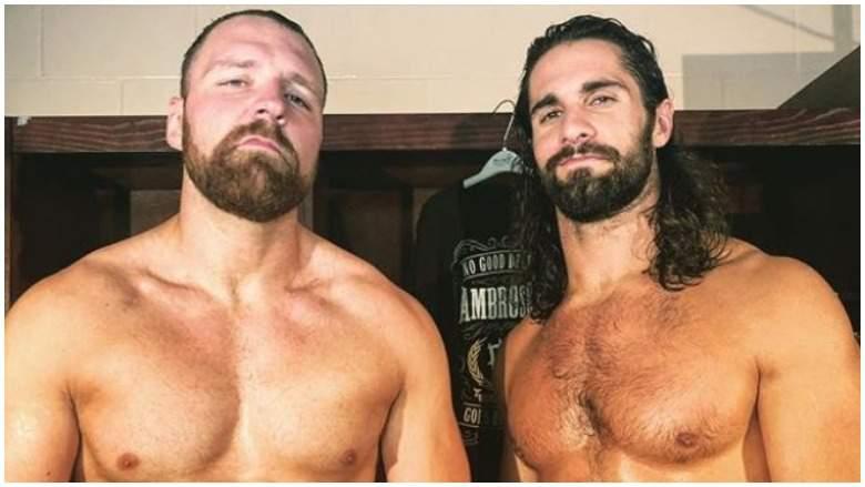 Dean Ambrose, Seth Rollins