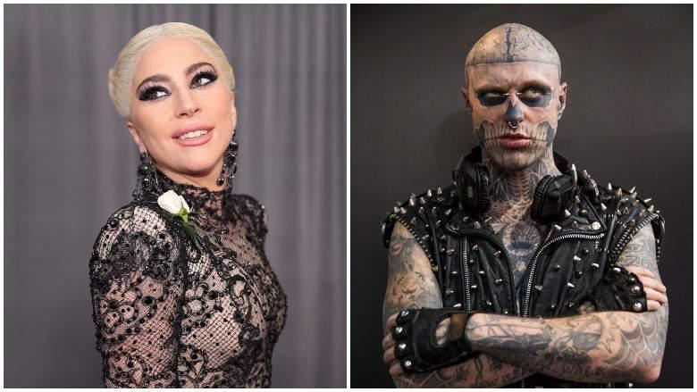 Lady Gaga Zombie Boy