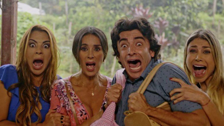 ¿Quién es Laura en Sin Senos sí Hay Paraíso 3 , Andrea Pita