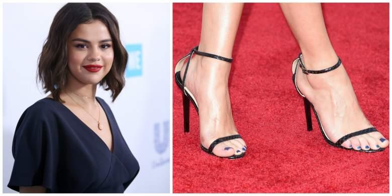 Selena Gomez, Selena Gomez Feet, Selena Gomez Pies