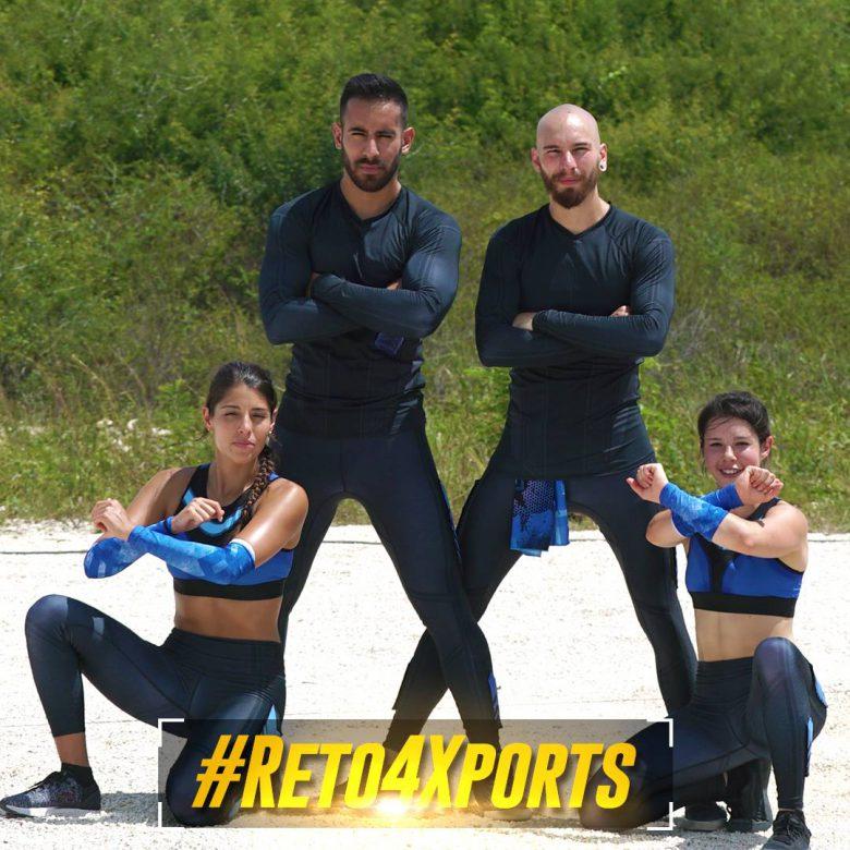 """Reality -""""Reto 4 Elementos 2"""": ¿Quiénes son los concursantes? [FOTOS], Equipos, participantes, atletas,"""