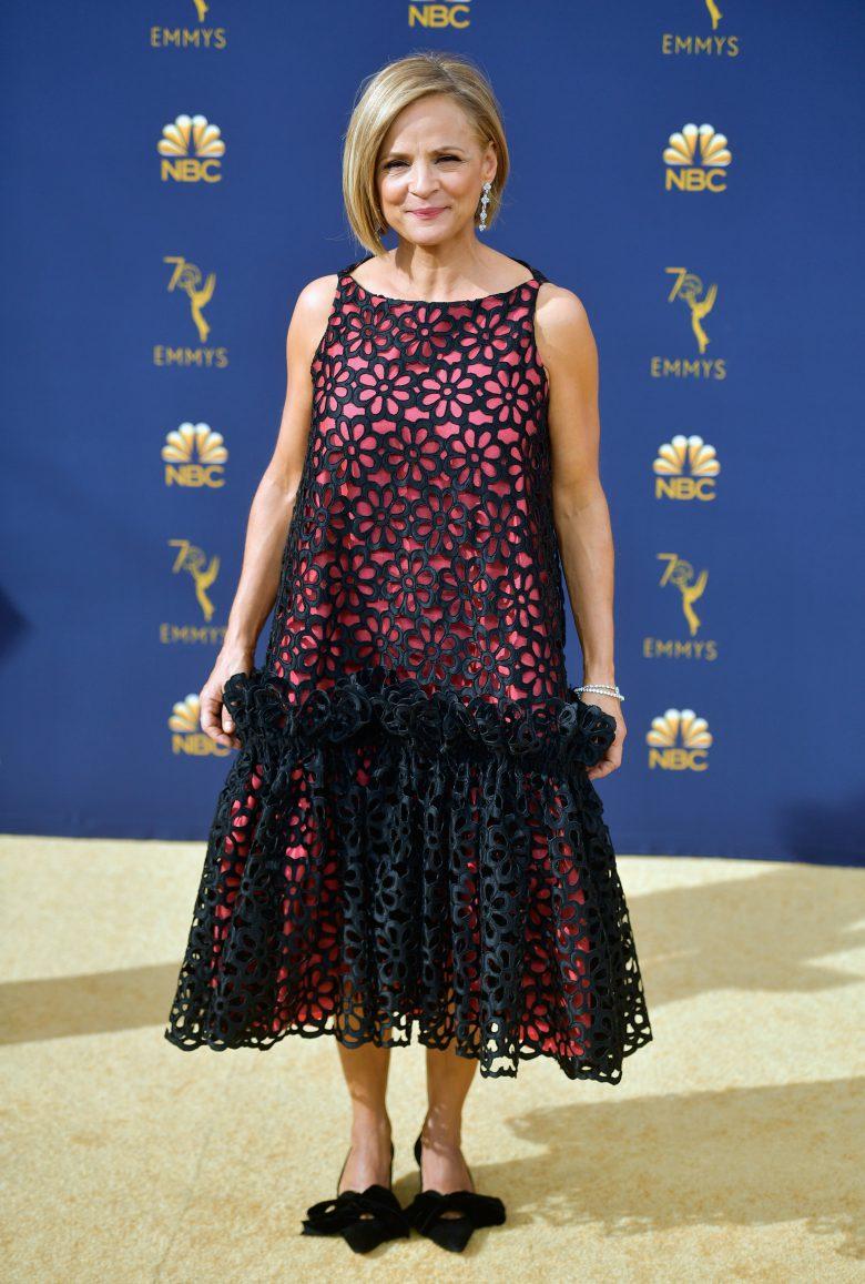 Premios Emmys 2018: Los peores looks de la alfombra roja [FOTOS], peores vestidos,, Amy Sedaris