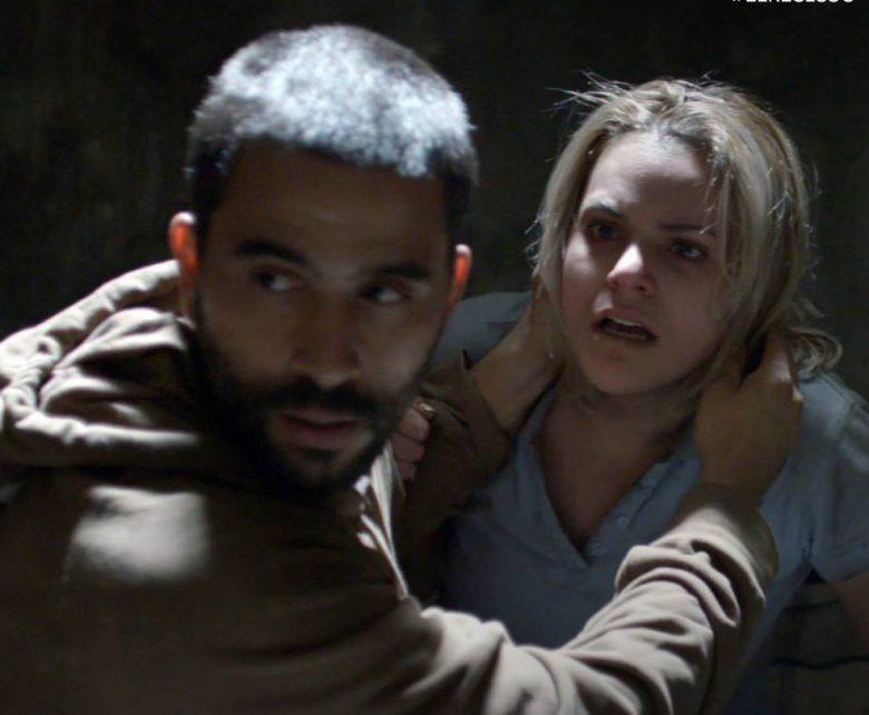 ¿Quién es LInda Morris en la serie El Recluso? Isabella Castillo