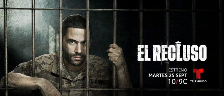"""""""El Recluso"""" en vivo: Cómo ver la serie Live Stream, Ignacio Serrichio, Ana Claudia Talancón, Conoce a los actores y sus personajes"""