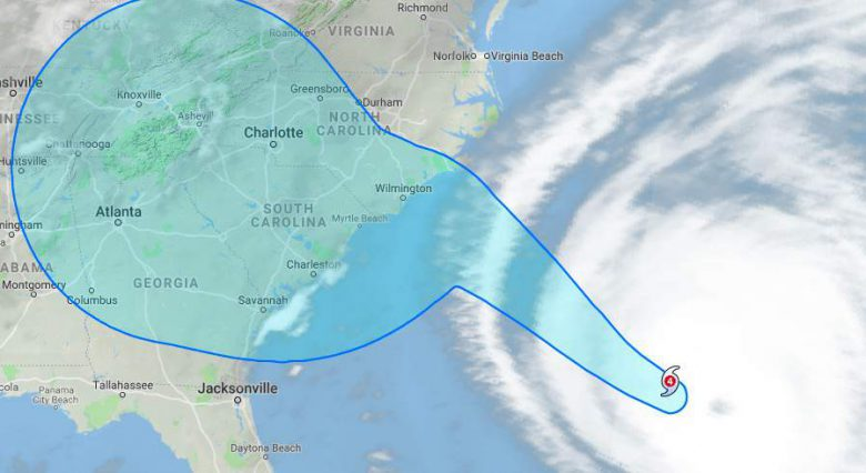 ¿Tocará tierra el huracán Florence en Winston-Salem, Carolina del Norte? ¿Cuándo?, Will Hurricane Florence Hit Winston-Salem, NC? When?