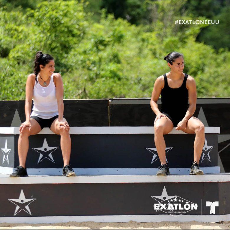 Natalie Vie y Yasmin Arroyo
