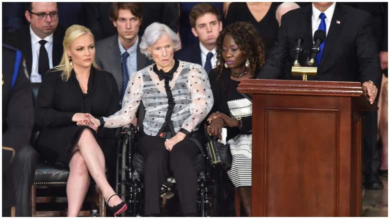 Roberta McCain, John McCain