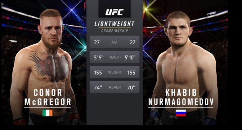PESAJE-Conor McGregor vs Khabib: Hora, Canal, Live Stream