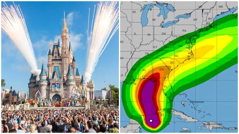 National Hurricane Center, Hurricane Michael-Disney
