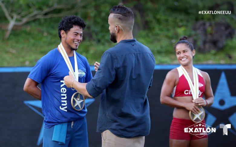 """¿Cuándo es la Final de Exatlón EStados Unidos? Gran Final-""""EXATLON""""-Estados Unidos:¿Quién ganó el título de Campeón?, Marisela Cantu, Kenny Ochoa,"""