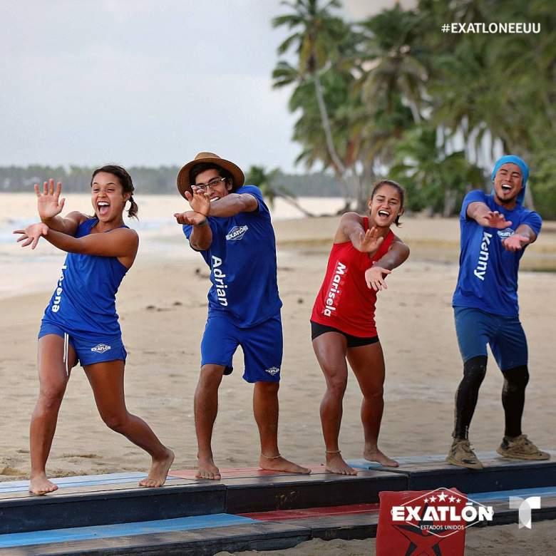 EXatlón Estados Unidos: Quienes son los semifinalistas?, Marisela Cantú, Lorena Abreú, Kenny Ochoa, Adrián Martínez, Gran Final,