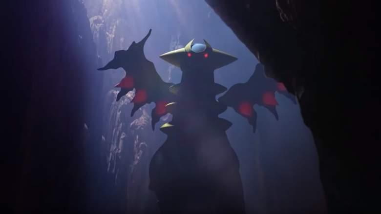 Pokemon Go Giratina: Mejores Contadores en Raids
