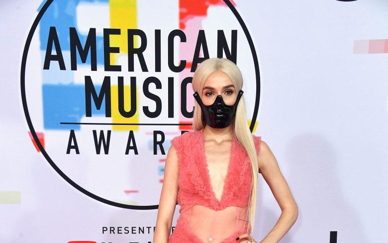 American Music Awards 2018: Los peores vestidos de la alfombra [FOTOS], peores vestidos, Poppy