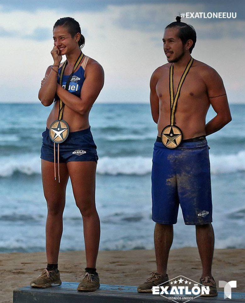 A quién eliminaron el 26 de octubre de 2018? , Daer Sánchez, Raquel Becker