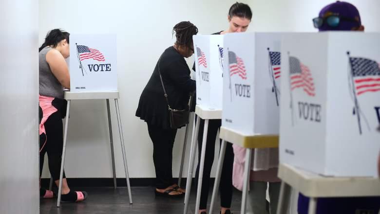 Donde Votar 6 Noviembre 2018