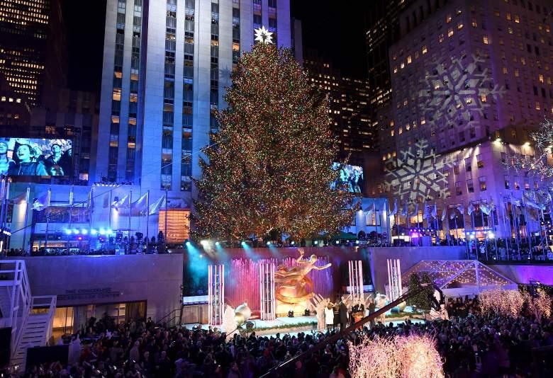 Árbol de Navidad en Nueva York 2018: Cómo ver el Live Stream del encendido del árbol