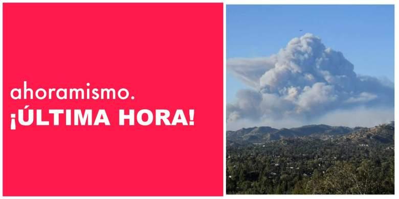 Mapa del Incendio de Woolsey: Evacuaciones, Tamaño de Malibu y Fuego de Ventura