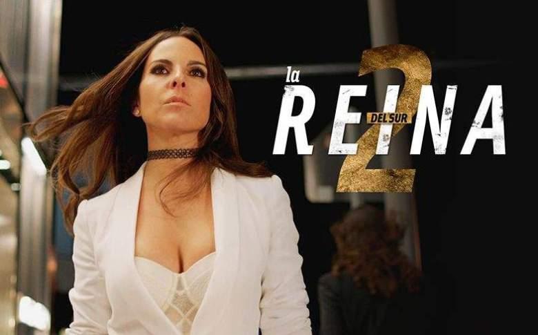 """ELENCO-""""La Reina del Sur 2"""": Conoce los actores y sus personajes [FOTOS], reparto, Kate del Castillo , Teresa Mendoza"""