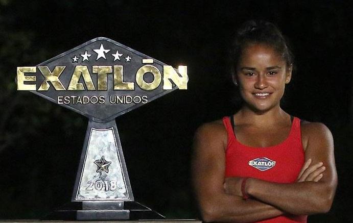 ¿Quién ganó Exatlón Estados Unidos 2018? Marisela Cantú, gimnasta, mexicana,