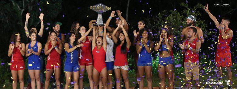 """FINAL-""""EXATLON""""-Estados Unidos 04Nov:¿Quién ganó el título de Campeón?, Marisela Cantu, Kenny Ochoa,"""