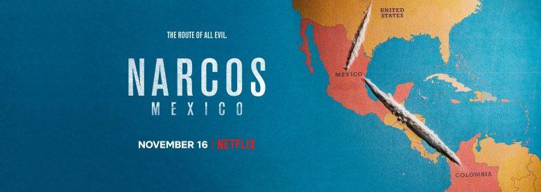 Cómo ver la serie Narcos México, NArcos 4, en Netflix en linea, gratis