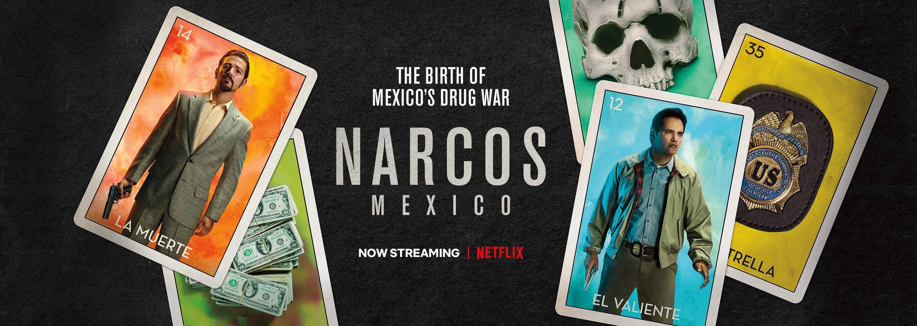 """Cómo ver """"Narcos México"""" en línea"""