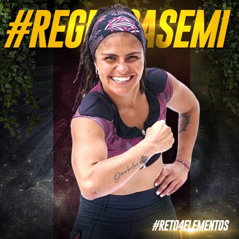 """""""Reto 4 Elementos 2"""": ¿A quiénes eliminaron el 8 de noviembre de 2018?, eliminada Tania Semiramis,"""