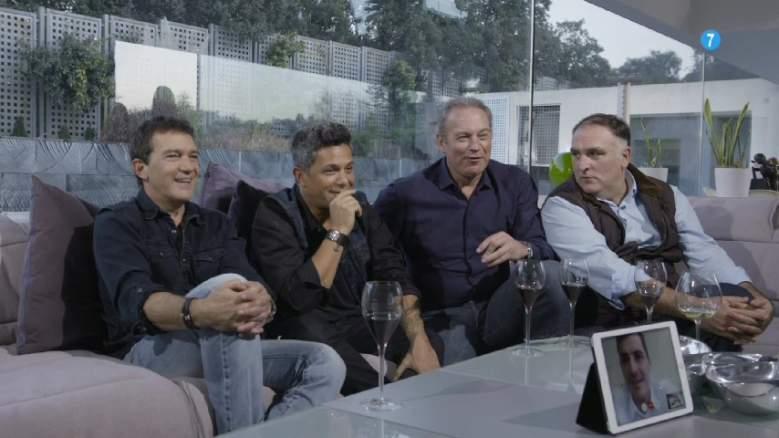 """Programa-""""Mi Casa es la Tuya"""" con Bertín Osborne: Invitados, Fecha y Canal de estreno, Osborne, Antonio Banderas, Alejandro Sanz"""